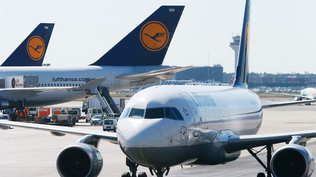 Lufthansa Strike Affects International Flights