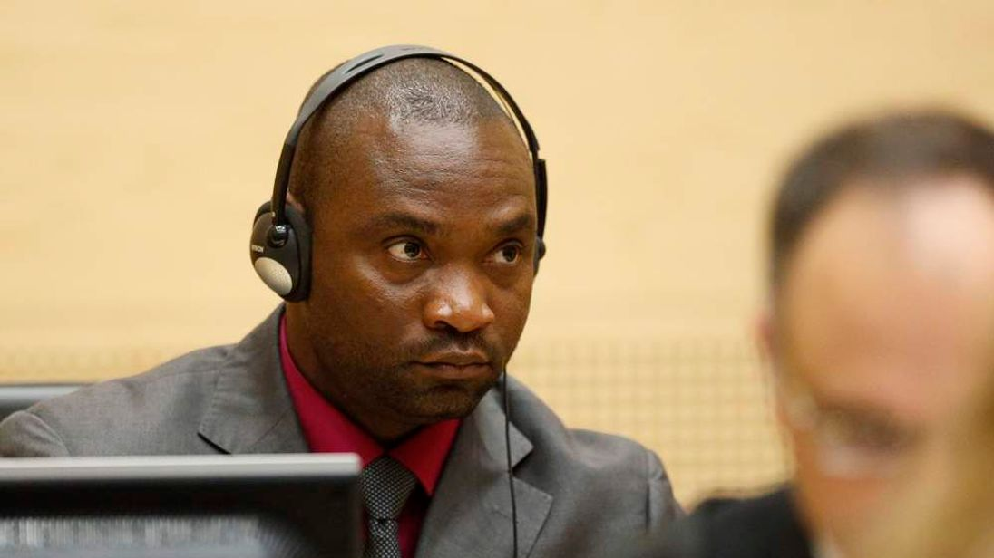 Germain Katanga, a Congolese national, sits in the courtroom of the ICC during the closing statements in the trial against Katanga and Ngudjolo Chui in The Hague