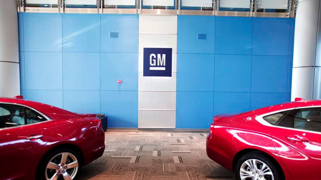GM Cars At GM Garage