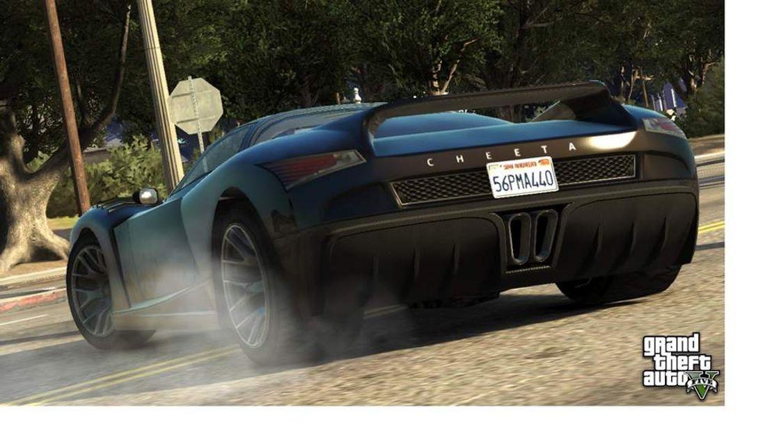 Grand Theft Auto V (Rockstar Games)