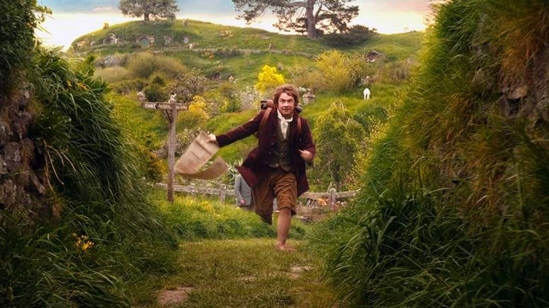 The Hobbit: An Unexpected Journey premiere