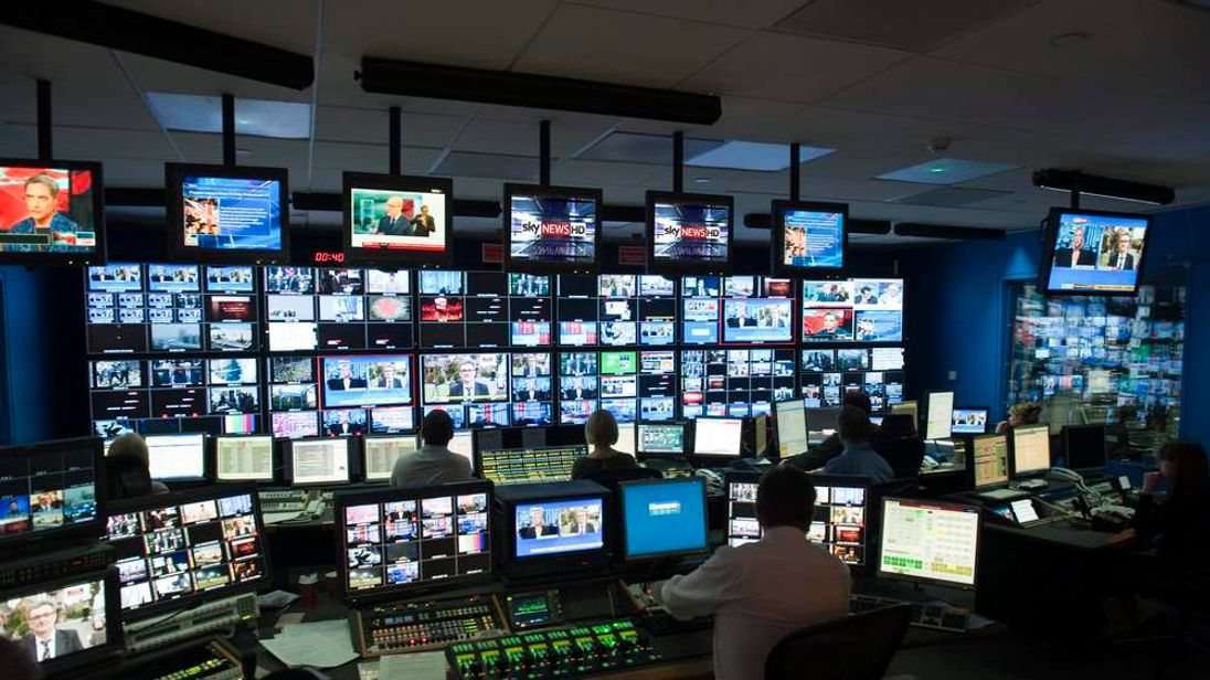Sky News gallery