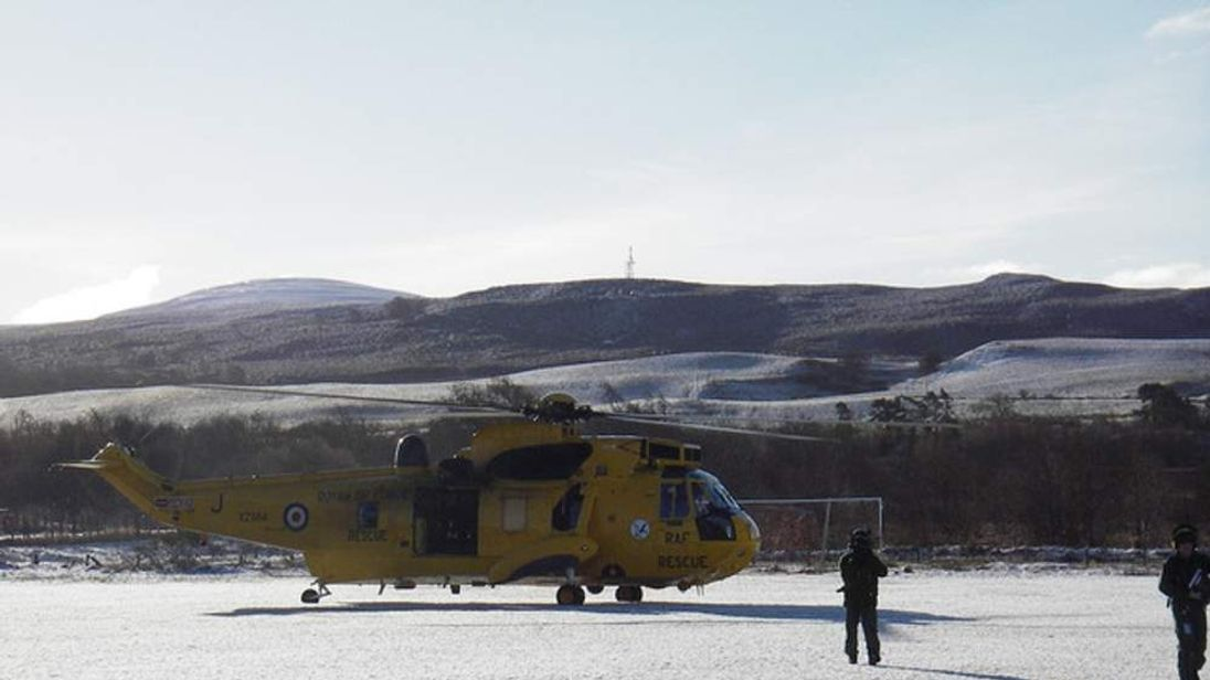 Cairngorms Mountain Rescue