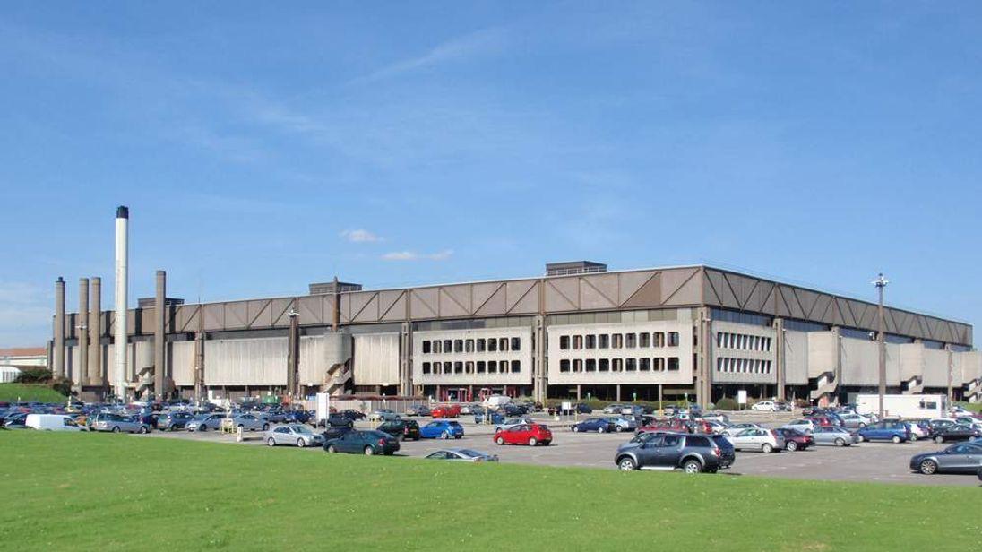 Imperial Tobacco Nottingham Plant