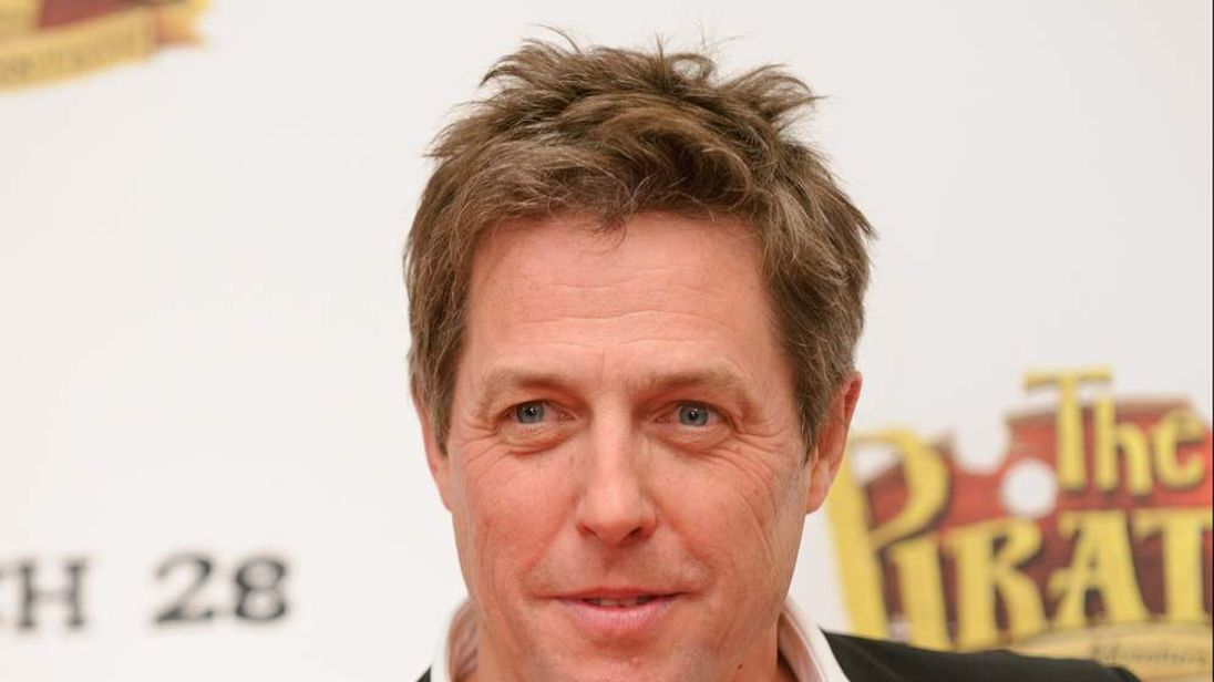 Hugh Grant's daughter was born in 2011