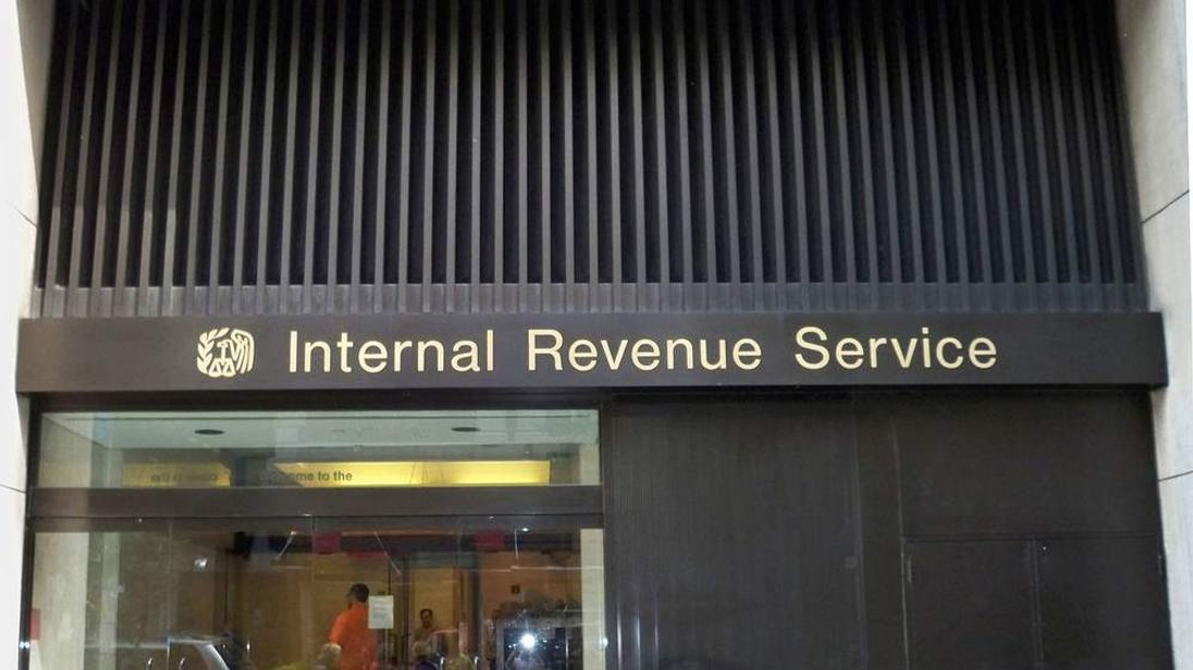 IRS field office in New York Pic: Flickr/Matthew Bisanz