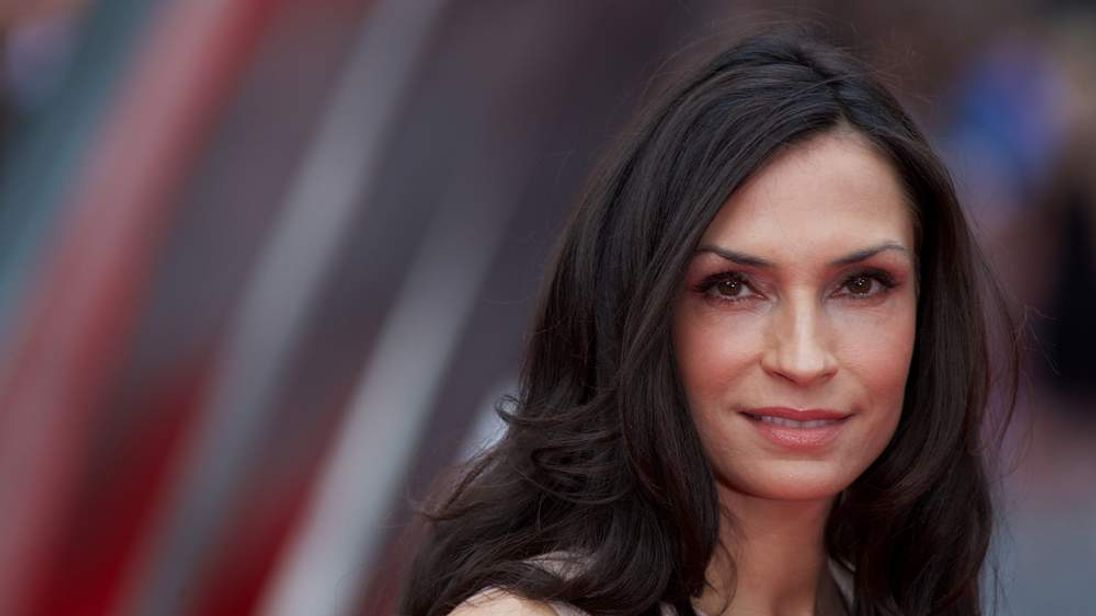 Actress Famke Janssen
