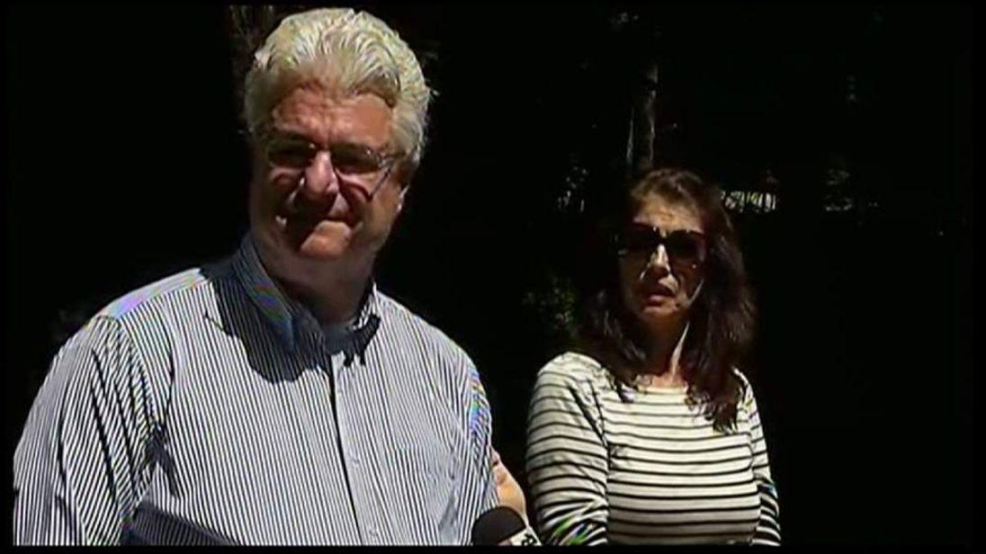 John and Diane Foley