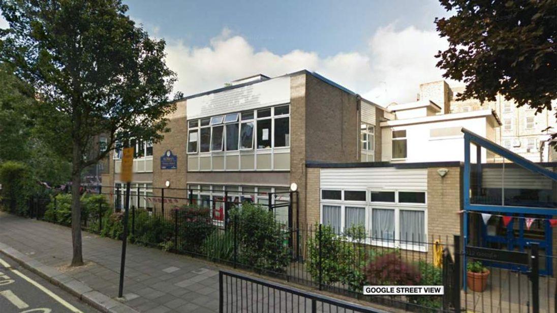 St Mary's Bryanston Square school