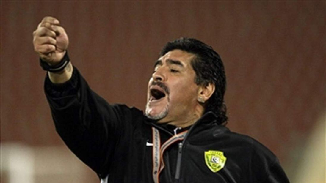 Al Wasl Coach January 2012