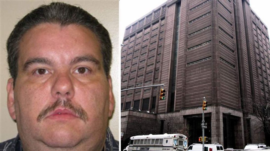 Matthew Matagrano and Manhattan Detention Center