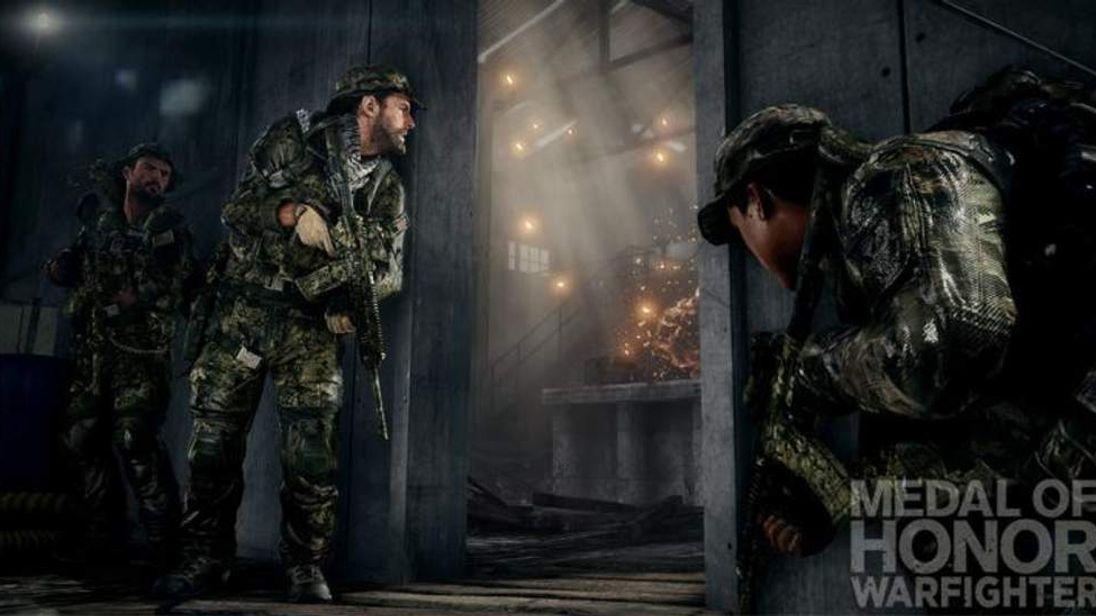 Medal Of Honor: Warfighter computer game screenshot