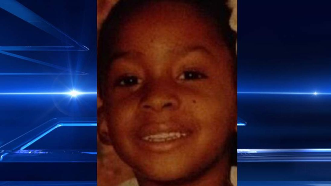 Missing Boy Samuel Davis