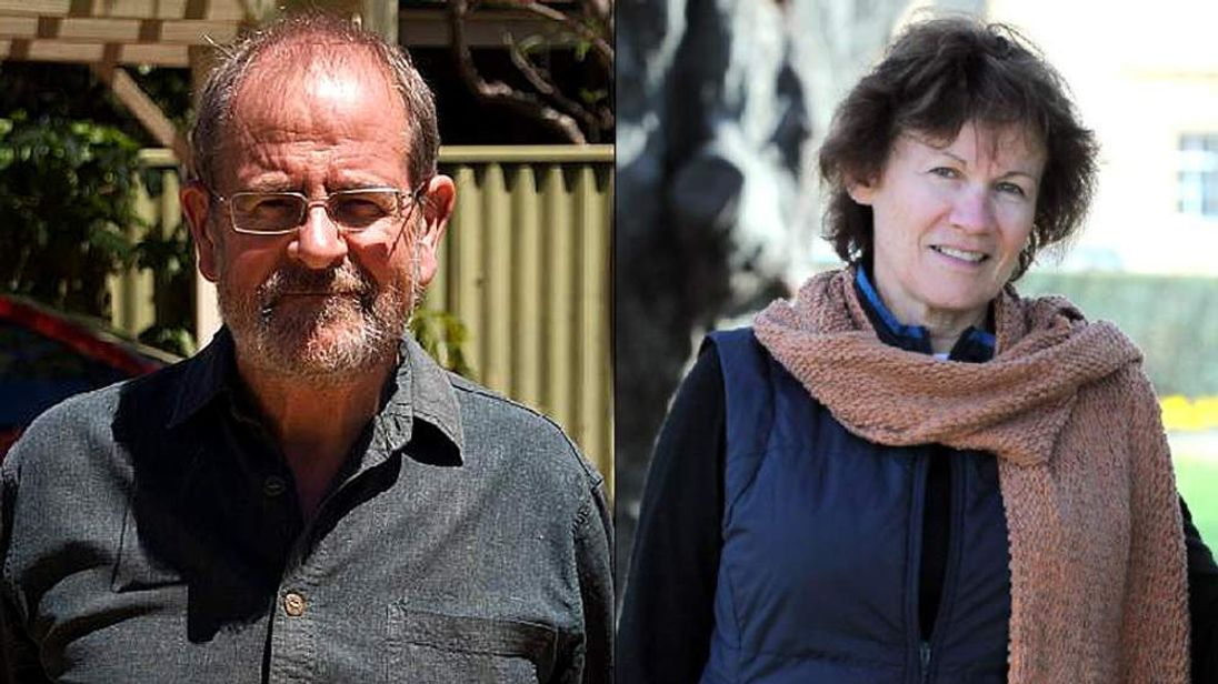Gavin Mooney and Delys Weston killed in Australia
