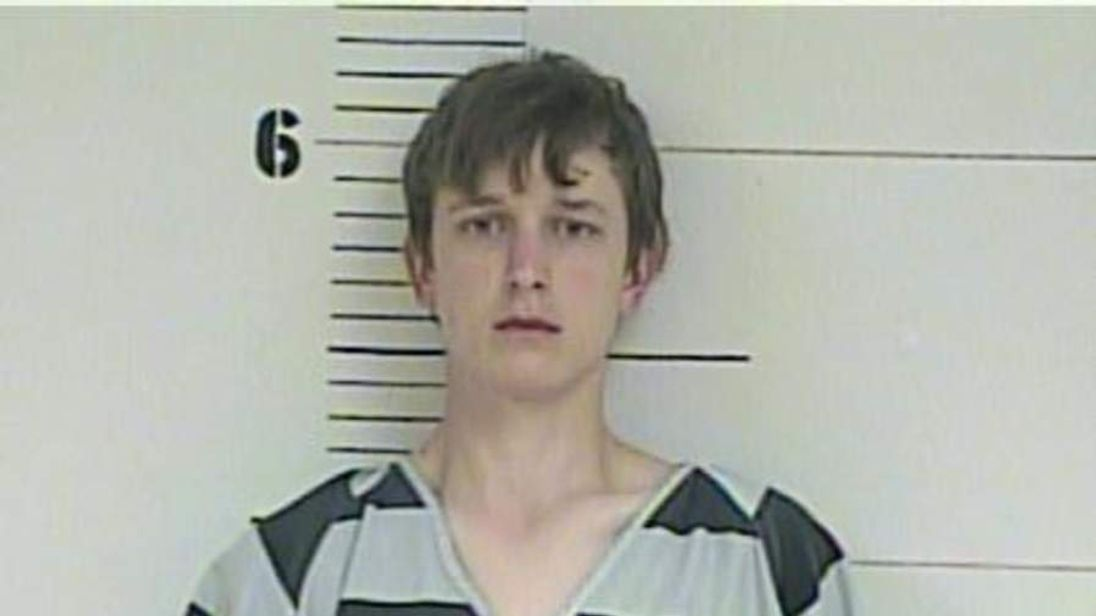 Jake Evans. Photo courtesy of Parker County Jail