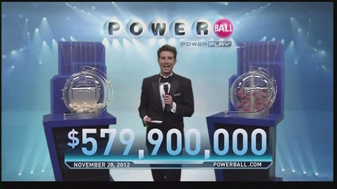 US powerball draw