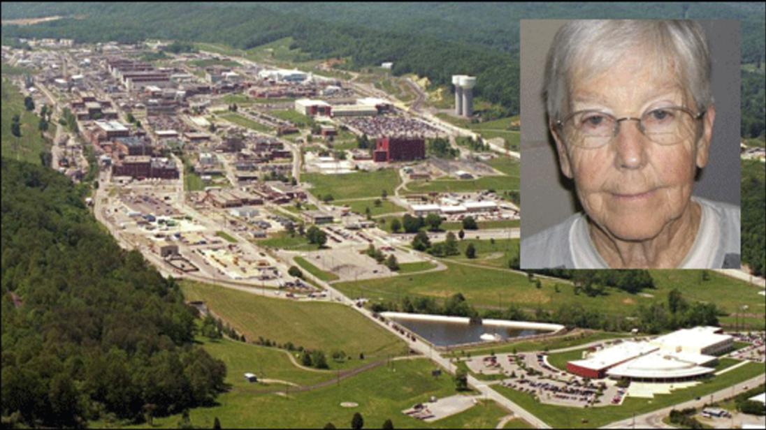 Megan Rice and Oak Ridge nuclear site