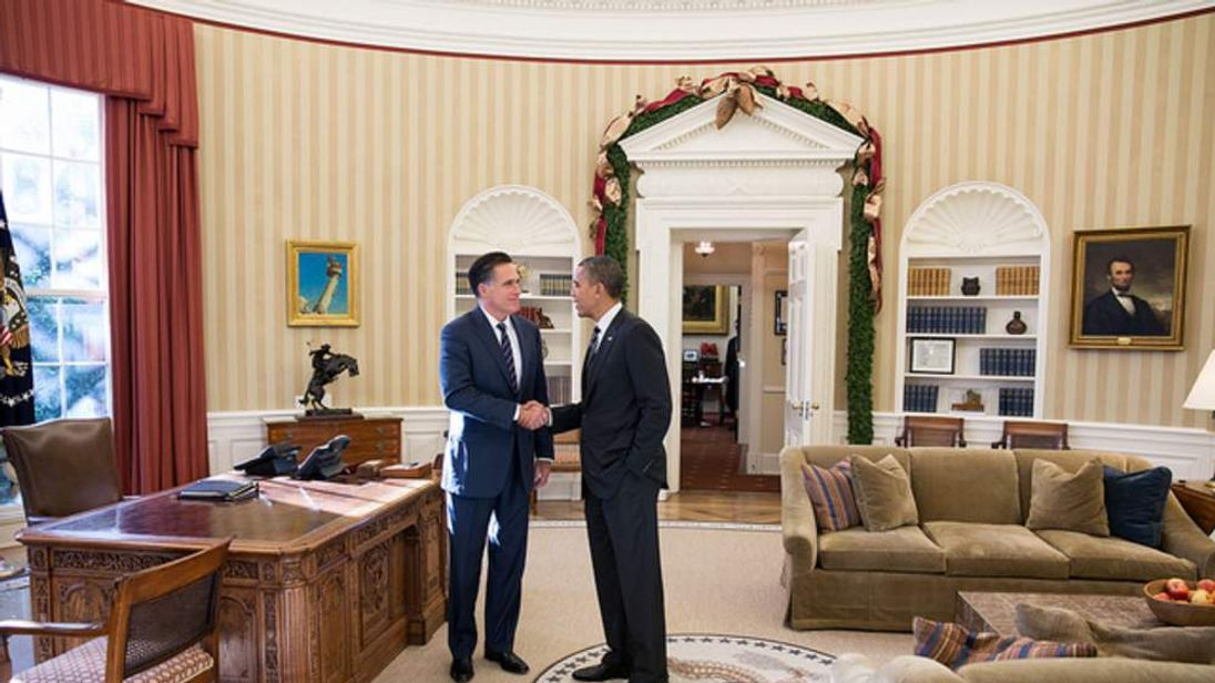 From White House Flickr account