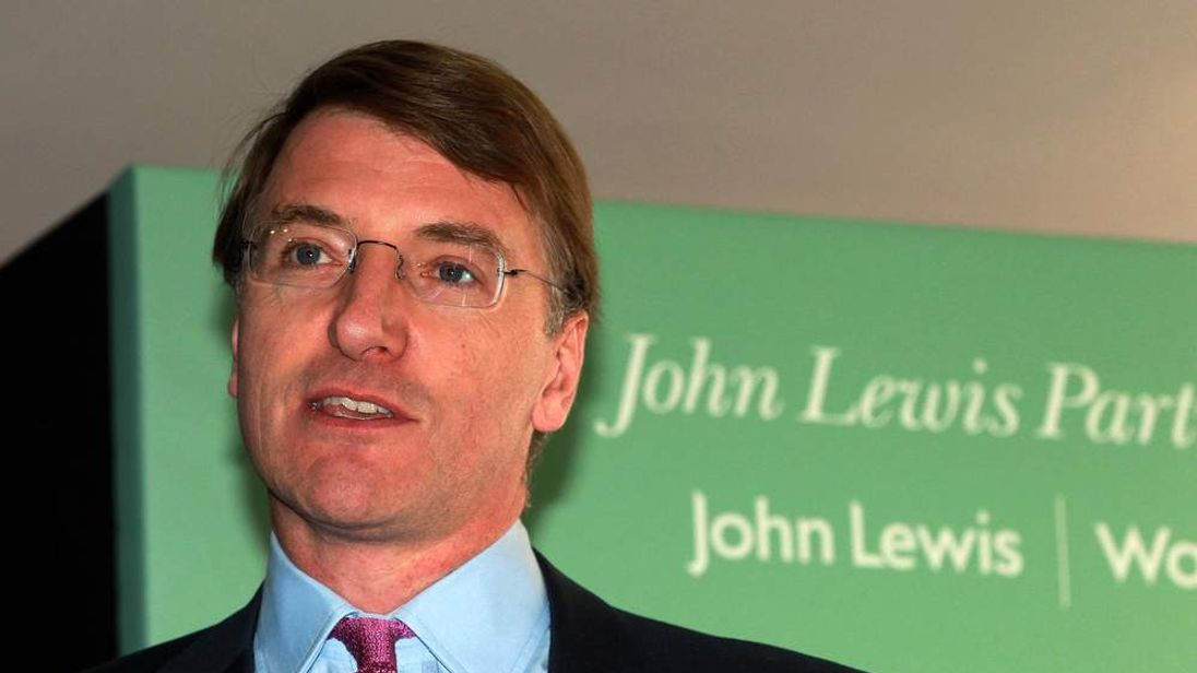 John Lewis annual results