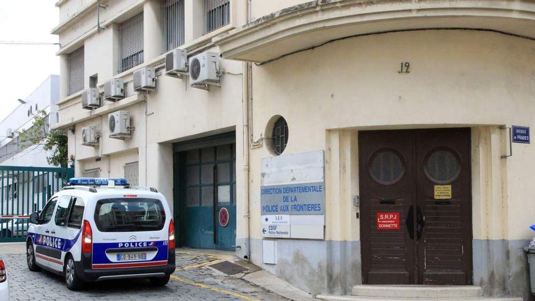 Perpignan police station