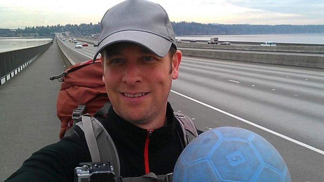 Richard Swanson - Seattle man dies dribbling ball to Brazil world cup
