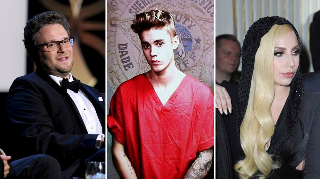 Pop singer Justin Bieber appears via video conference in his first court appearance since being arrested early morning in Miami