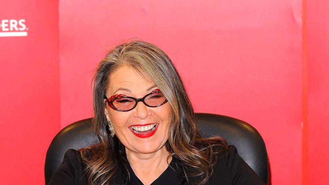Roseanne's new bid for presidency