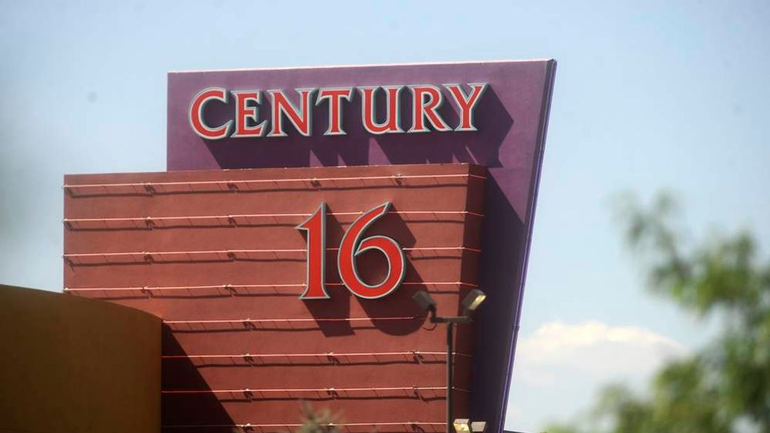 The Century 16 Theater in Aurora, Colorado