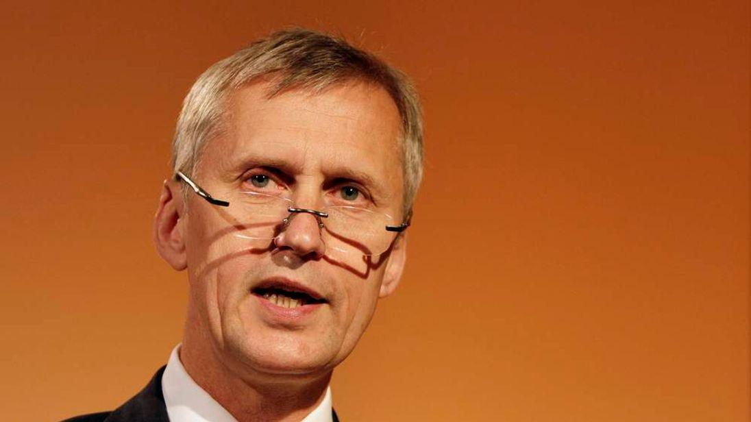 Martin Wheatley FSA's managing director