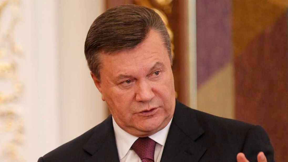 President Viktor Yanukovich