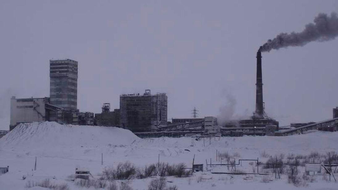 Vorkutinskaya mine, Komi region, Russia