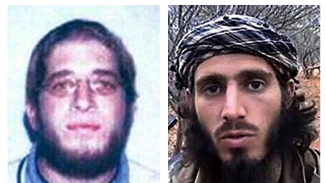 Omar Shafik Hammami and Jehad Serwan Mostafa are seen in undated FBI handout photos