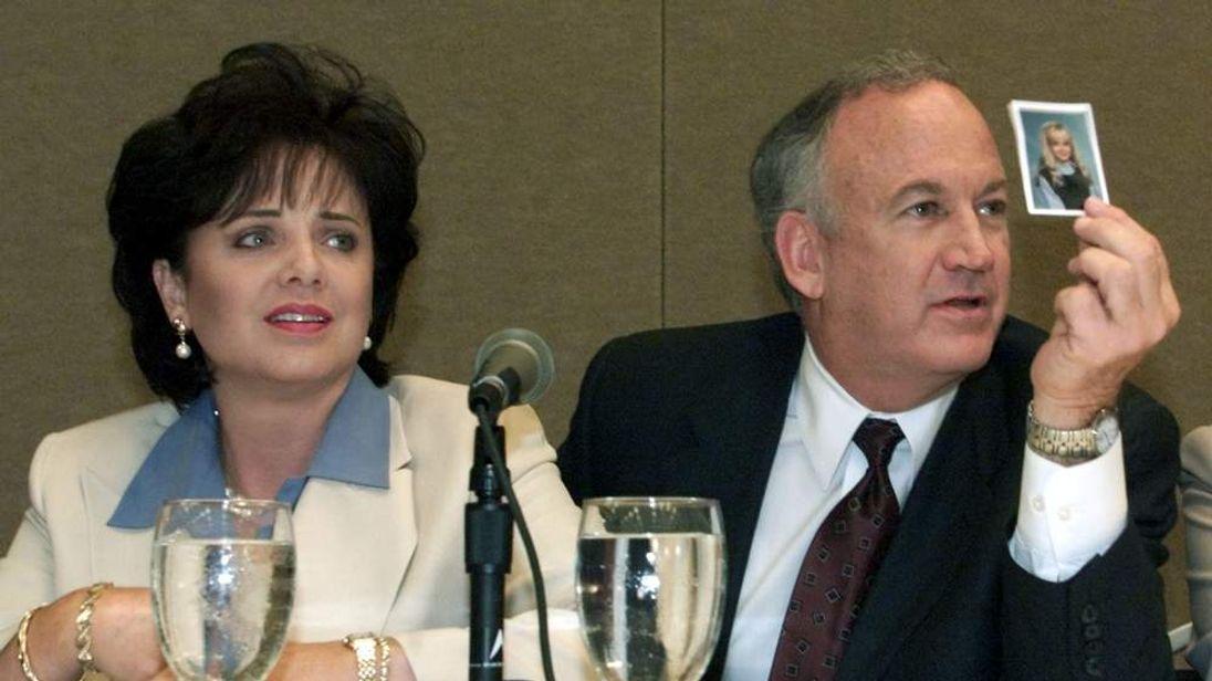 Patsy and John Ramsey