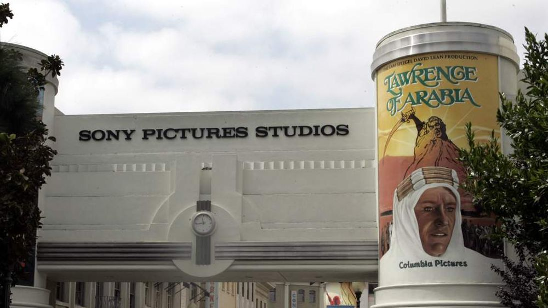 Sony Pictures Studio in Culver City, California