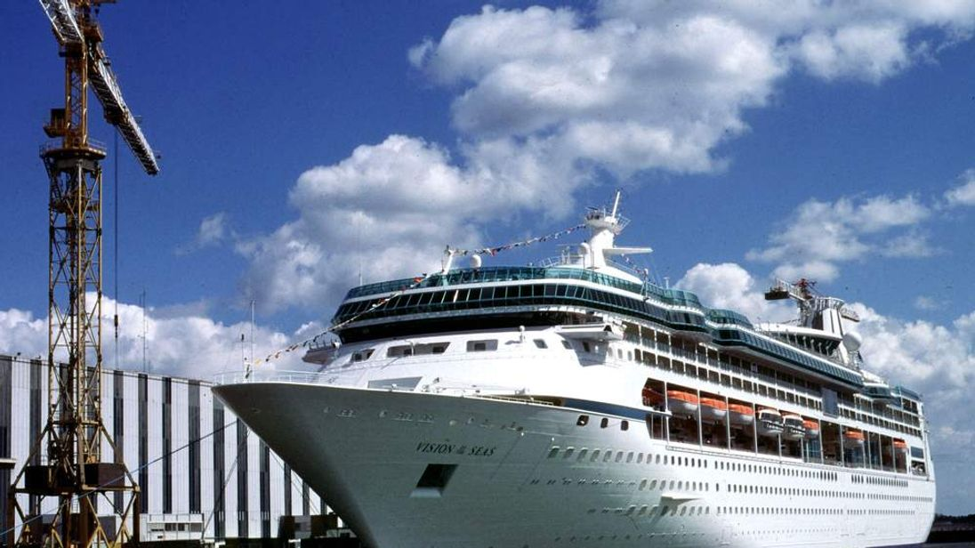 Royal Caribbean's Vision of the Seas
