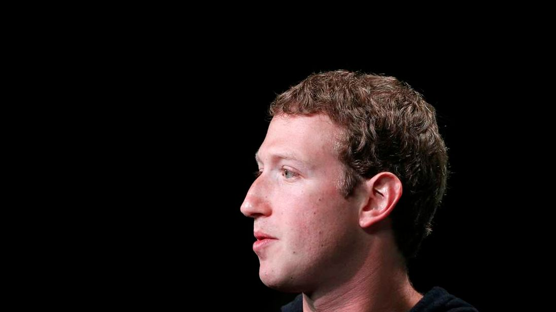 Facebook CEO Zuckerberg speaks at TechCrunch Distrupt 2013 in San Francisco
