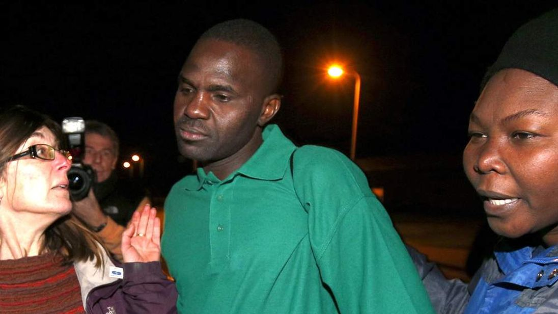 Sudanese Migrant Abdul Haroun