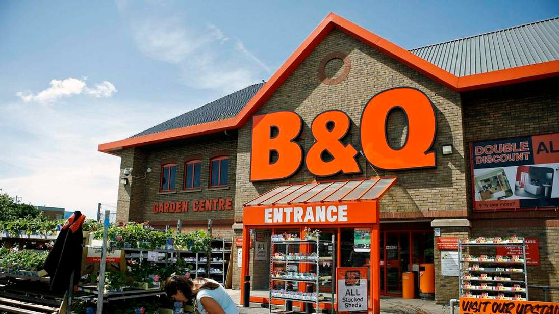 A B&Q store in London