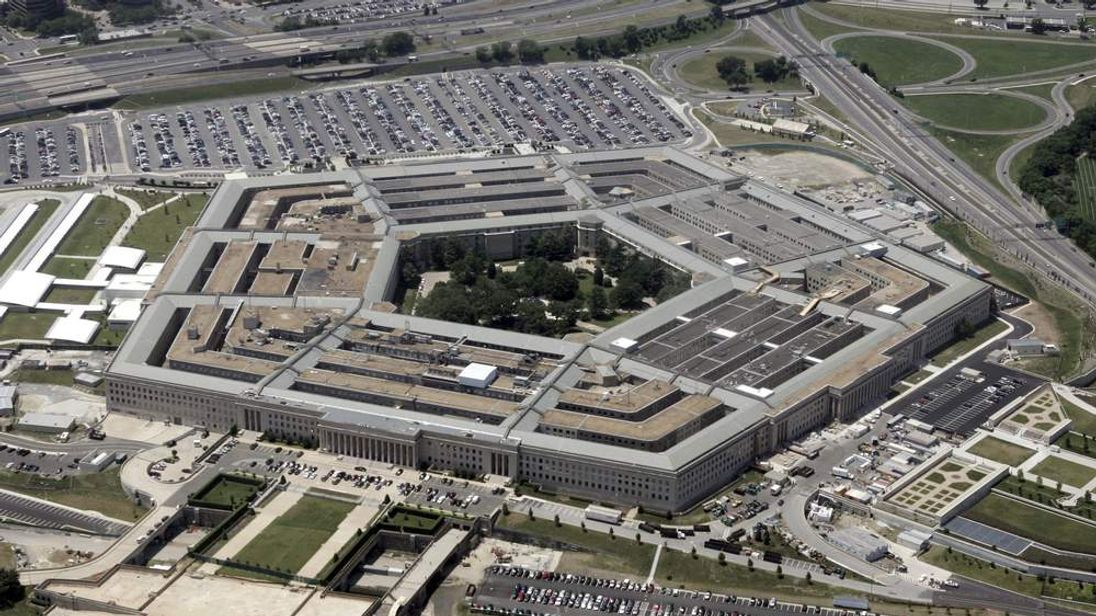 Pentagon in Washington DC