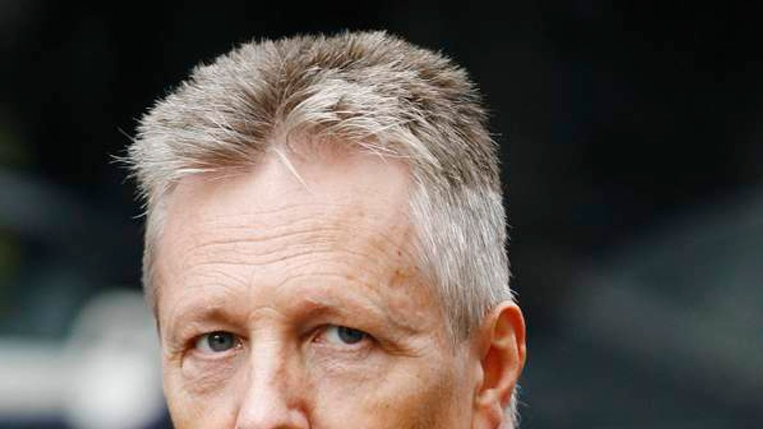 Peter Robinson, Northern Ireland First Minister