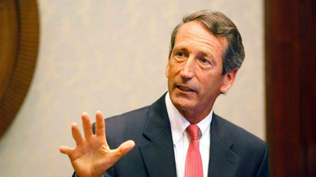Former South Carolina Governor Mark Sanford