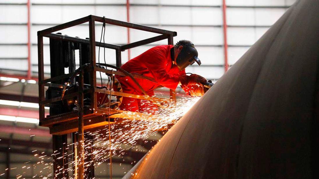 An welder