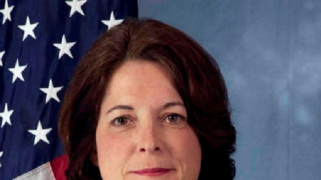 Head of US Secret Service Julia Pierson