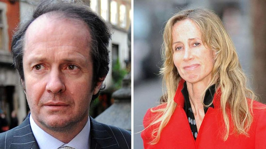 Scot Young (l), Michelle Young (r)