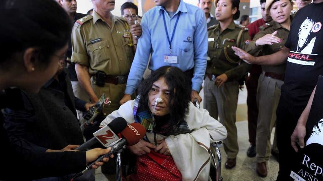 Irom Sharmila court