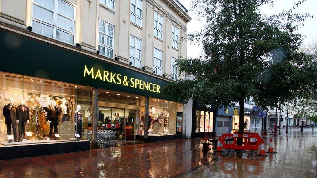 Marks and Spencer, Tunbridge Wells