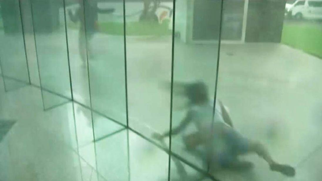 Australia storm