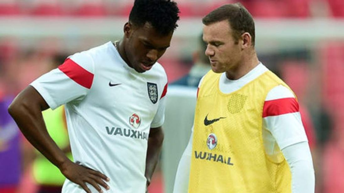 Sturridge Scare For England