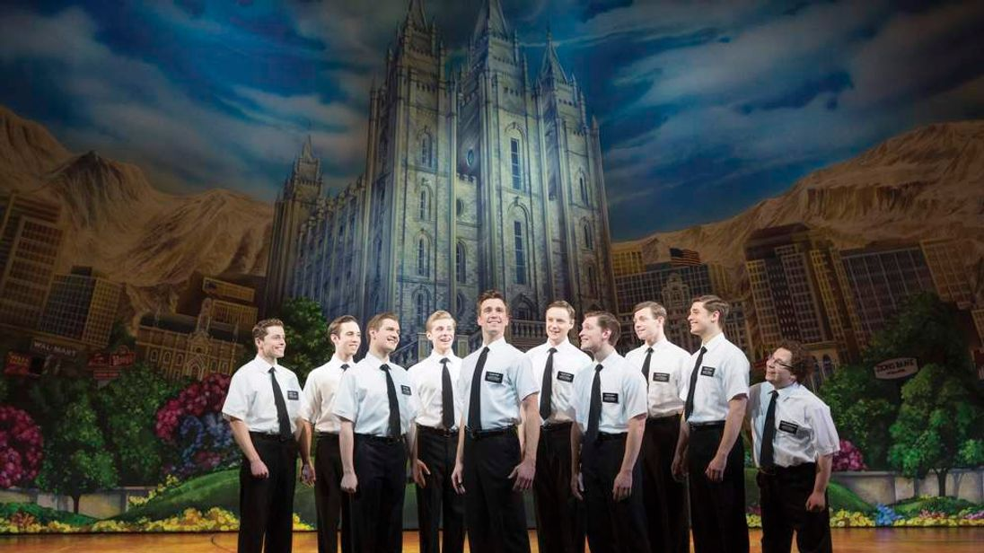 Book of Mormon production stills