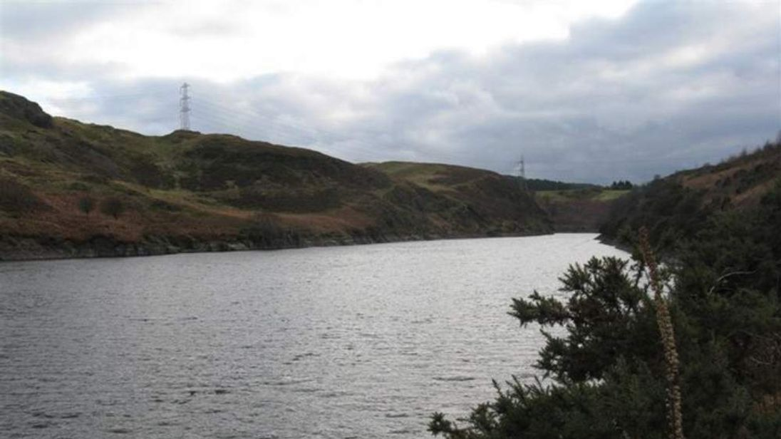 Torduff Reservoir near Edinburgh Pic: M J Richardson